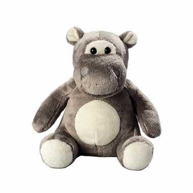 Dierenknuffel nijlpaard .
