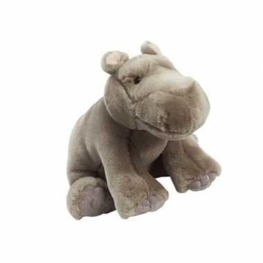 Grijze nijlpaard knuffels