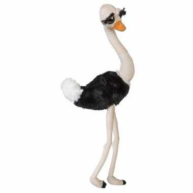 Grote knuffel struisvogel/emoe