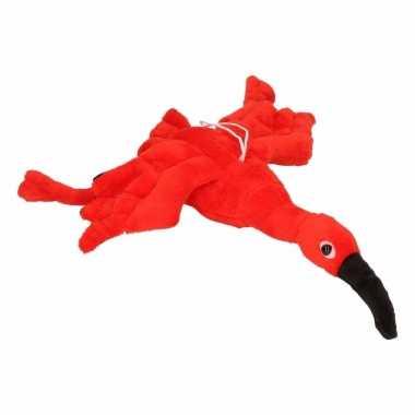 Ibis knuffel rood