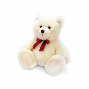Keel toys grote pluche beer knuffel harry beige