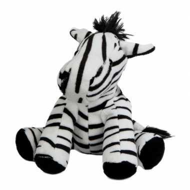 Knuffeldier zebra