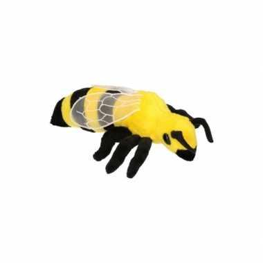 Knuffeldieren wesp