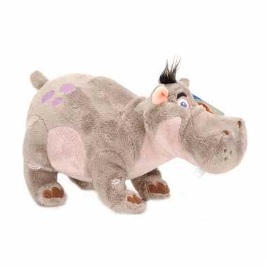 Lion King nijlpaard knuffel