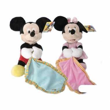 Minnie Mouse knuffeldoek