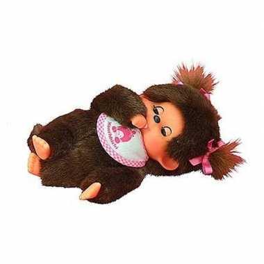 Monchhichi aap pop/knuffel