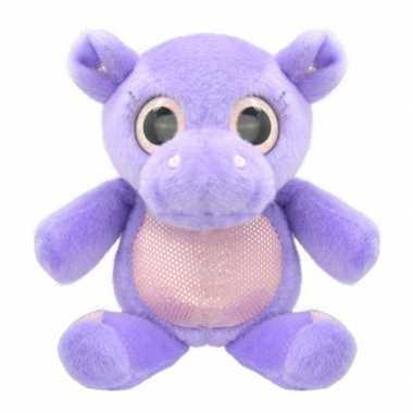 Nijlpaard knuffeltje