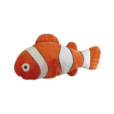 Oranje clownvis knuffeldier