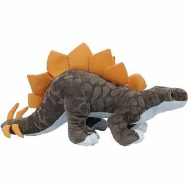 Pluche dinosaurus stegosaurus knuffel