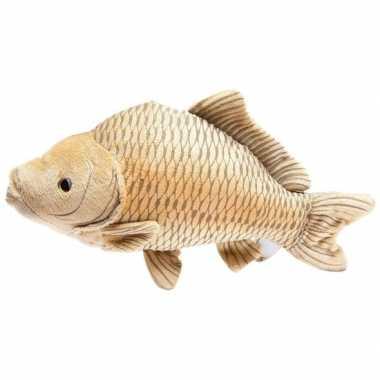 Pluche karper vissen knuffel