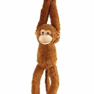 Pluche knuffel aap