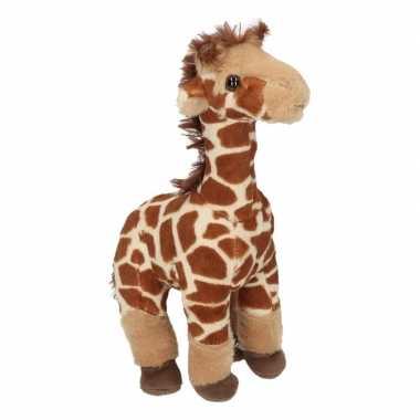 c47d5b67525044 Pluche knuffel giraffe | Knuffel-kwijt.nl
