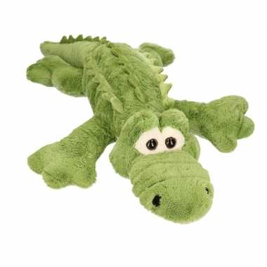 Pluche knuffel grote krokodil