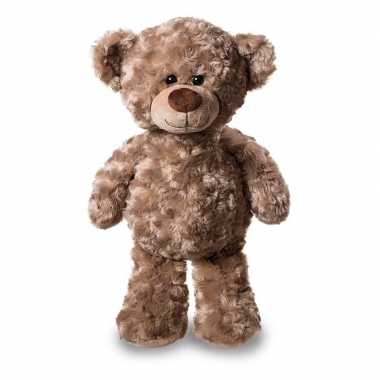 Pluche knuffel teddybeer knuffel
