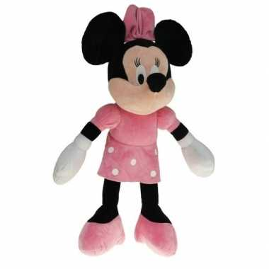 Pluche minnie mouse knuffel