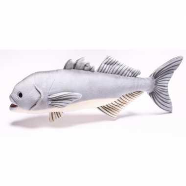 Vissen knuffeltje blauwbaars