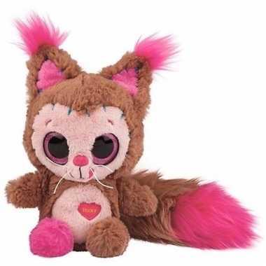 Ylvi and the minimoomis eekhoorn knuffel rooky