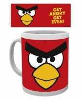 Angry birds koffiemok ml knuffel