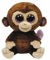 Knuffel beanie boo apen