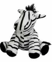 Knuffeldier zebra 10125469