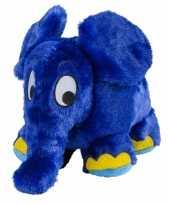 Magnetron olifanten knuffeldier