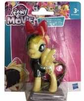 My little pony movie songbird serenade speelfiguur knuffel