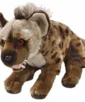 Pluche knuffel hyena