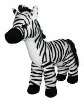 Pluche zebra knuffel 10052848