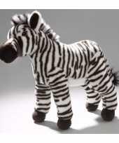 Pluche zebra knuffel 10073171