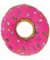 Simpsons donut kussen knuffel