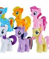 Witte my little pony knuffel rarity