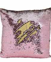 Wrijfkussen roze knuffel